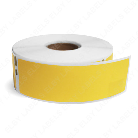 30252 YELLOW DYMO® Compatible Address Labels