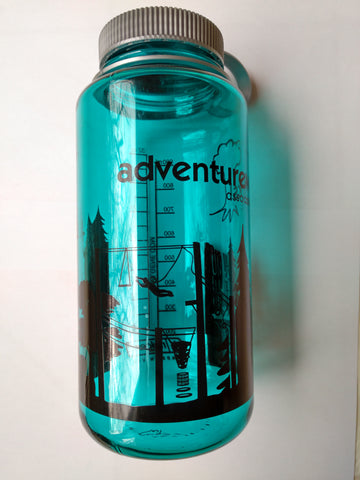 "Adventureworks ""Adventure-scape"" Nalgene Bottle"