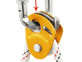 Petzl® MICRO TRAXION Progress Capture Pulley