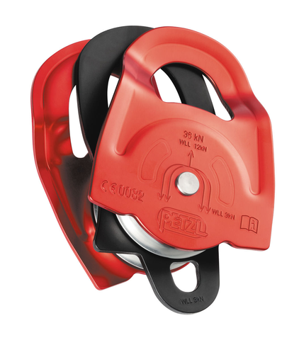 Petzl Rescue Twin Prussik Minding Pulley