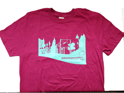Adventureworks Adventure-scape T-Shirts