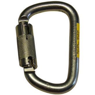 Pensafe C777 Locksafe Steel Carabiner - Triple Action