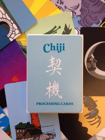 Chiji Processing Cards
