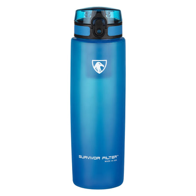 SURVIVOR FILTER™ ACTIVE Filtration Bottle (900mL) - Survivor Filter