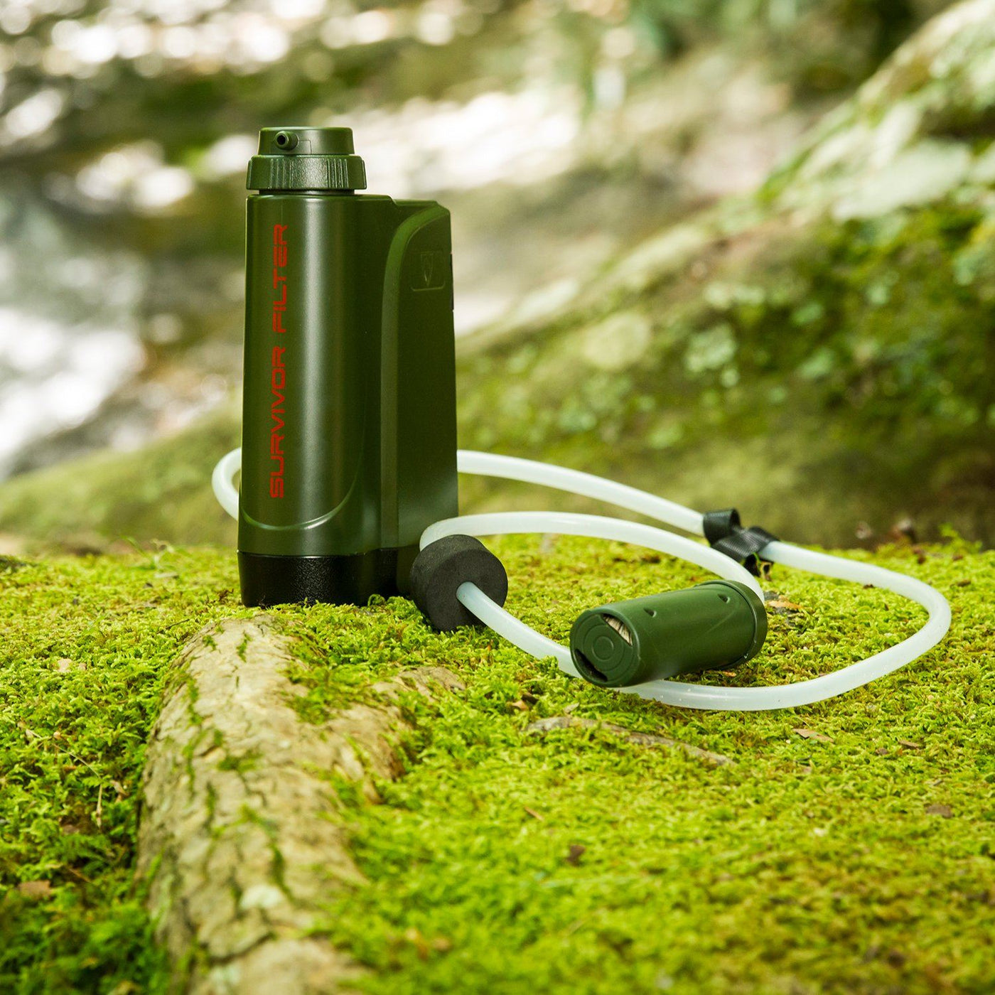 SURVIVOR FILTER™ PRO X Electric Water Filter - Survivor Filter