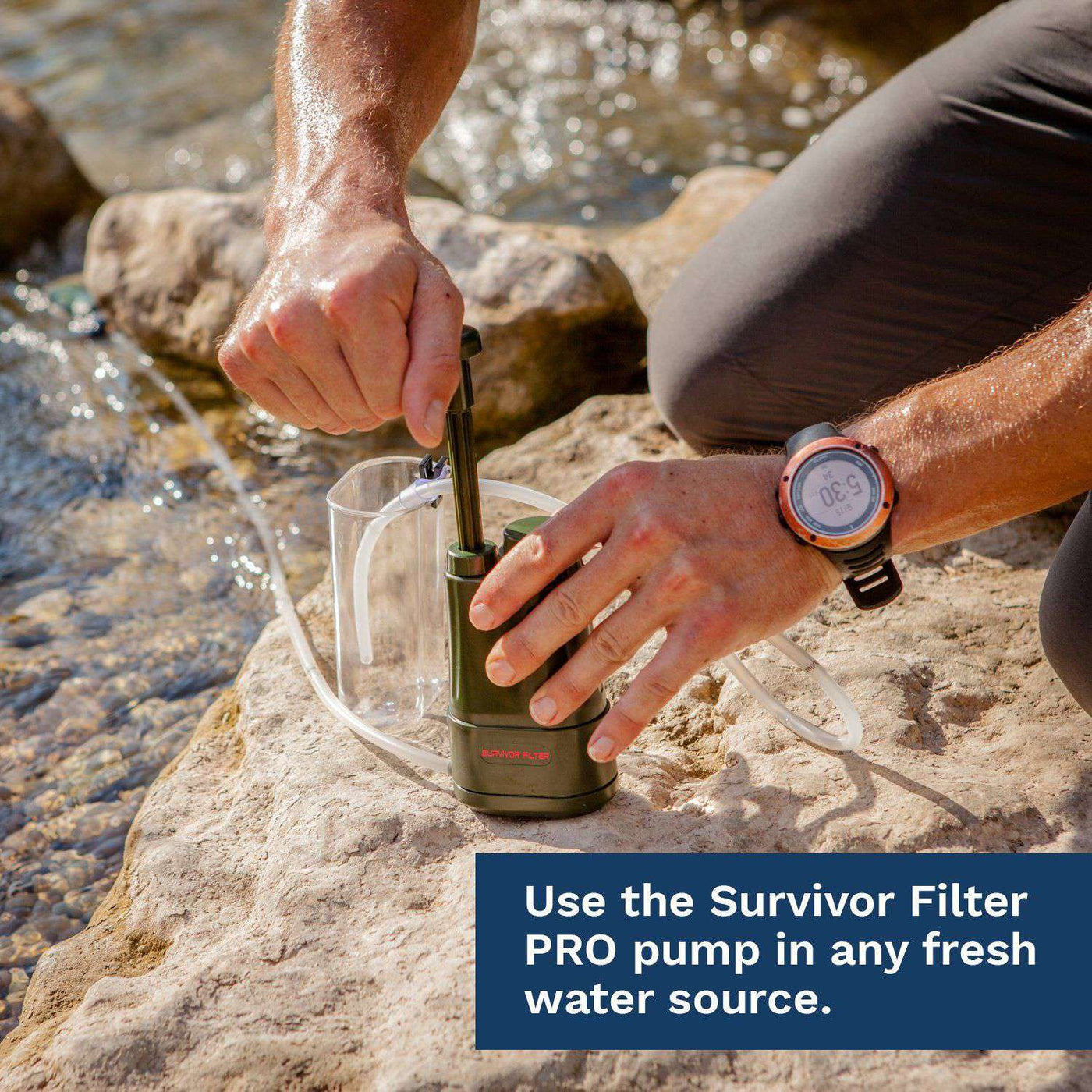 SURVIVOR FILTER® PRO Hydration Extender Kit - Survivor Filter