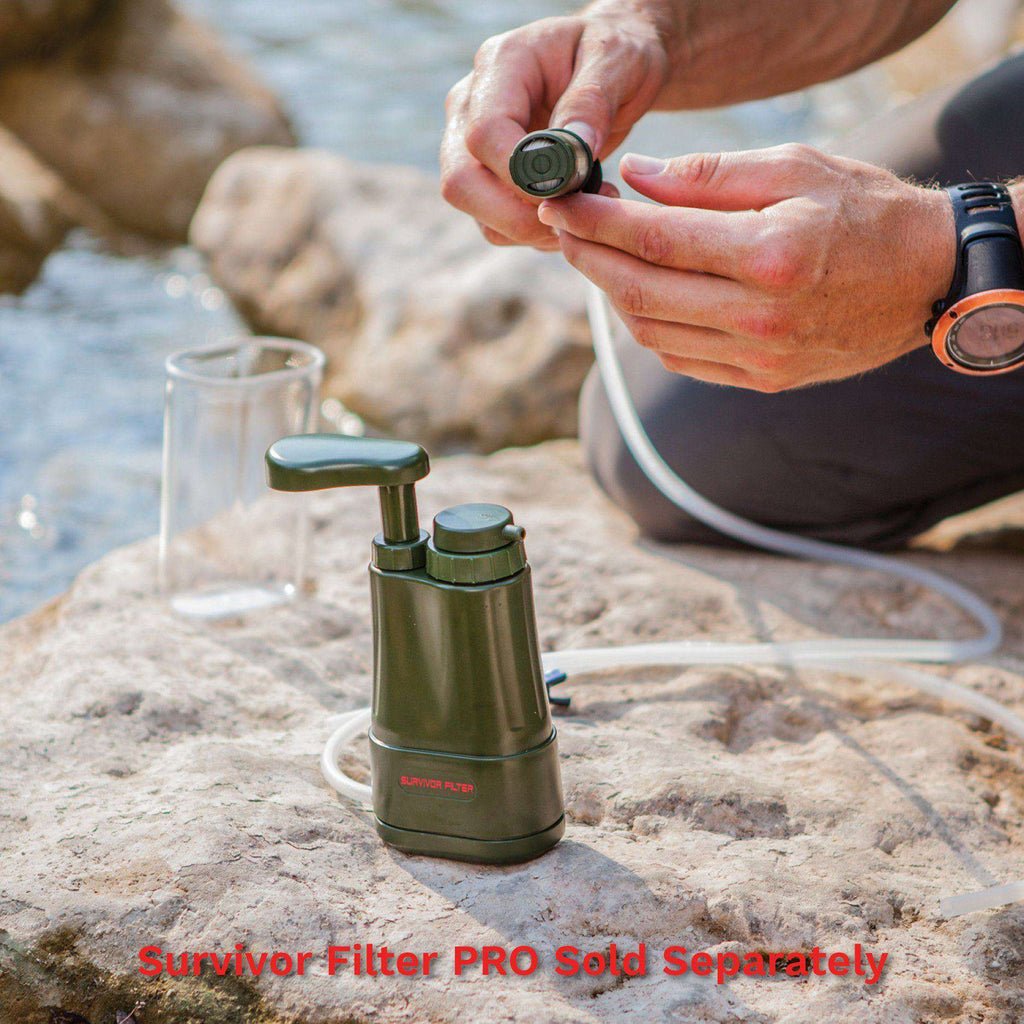 Survivor Filter PRO Ultra Filter Pre-Filter Replacement, Compatible with Electric PRO X - Survivor Filter
