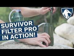 SURVIVOR FILTER™ PRO Hydration Extender Kit