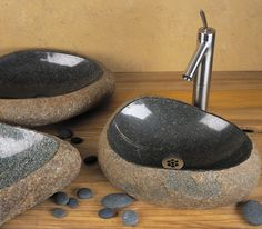 stone bathroom sinks, balinese granite stone sinks