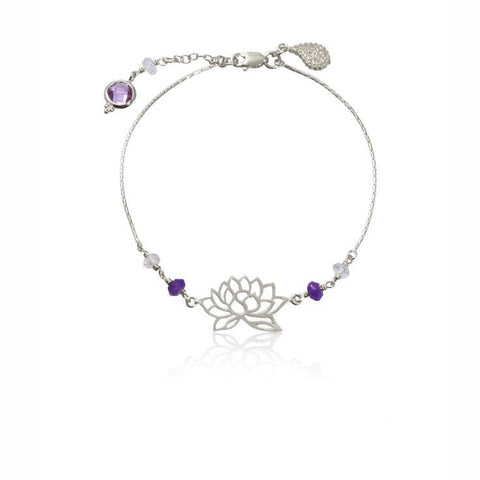 Unlimited Potential Bracelet • Silver - Beyond Tile