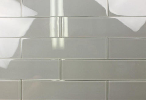 Canvas 3X12 Subway Glass Tile - Beyond Tile