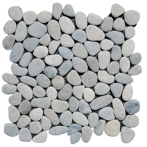 Gray Pebble Tile - Beyond Tile  - 1