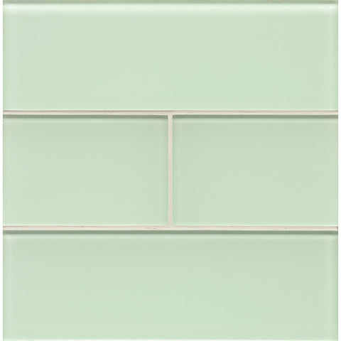 Bottle 3X12 Subway Glass Tile - Beyond Tile