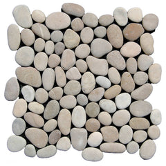 Tan Pebble Tile - Beyond Tile  - 1