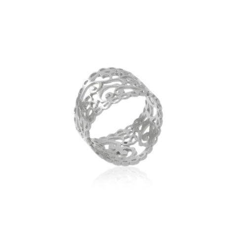 Souldance Ring • Silver - Beyond Tile