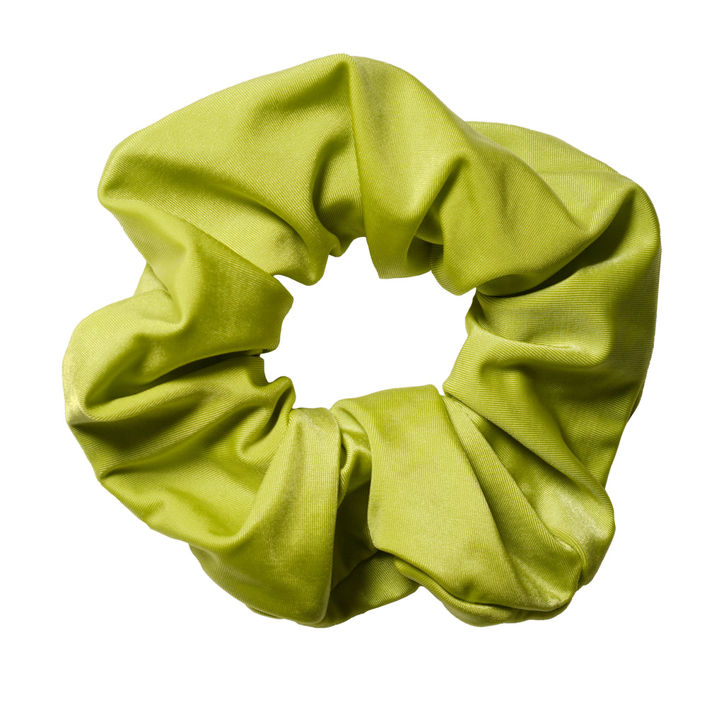 Oversized Scrunchie - Avocado