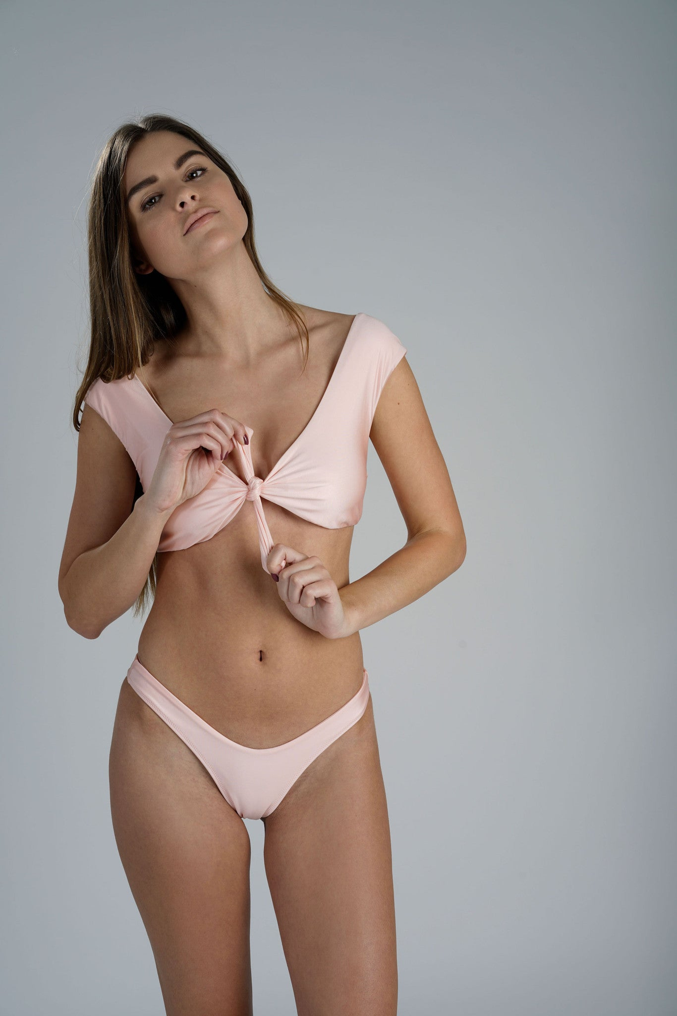 Betty Top - Baby Pink