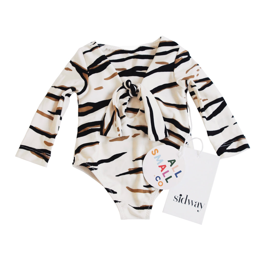 Little Lois Long Sleeve Suit - Le Tigre