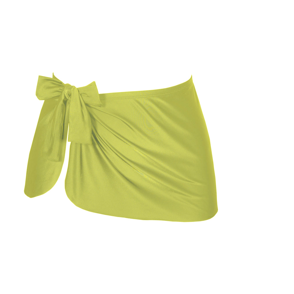 Nancy Sarong Skirt - Avocado