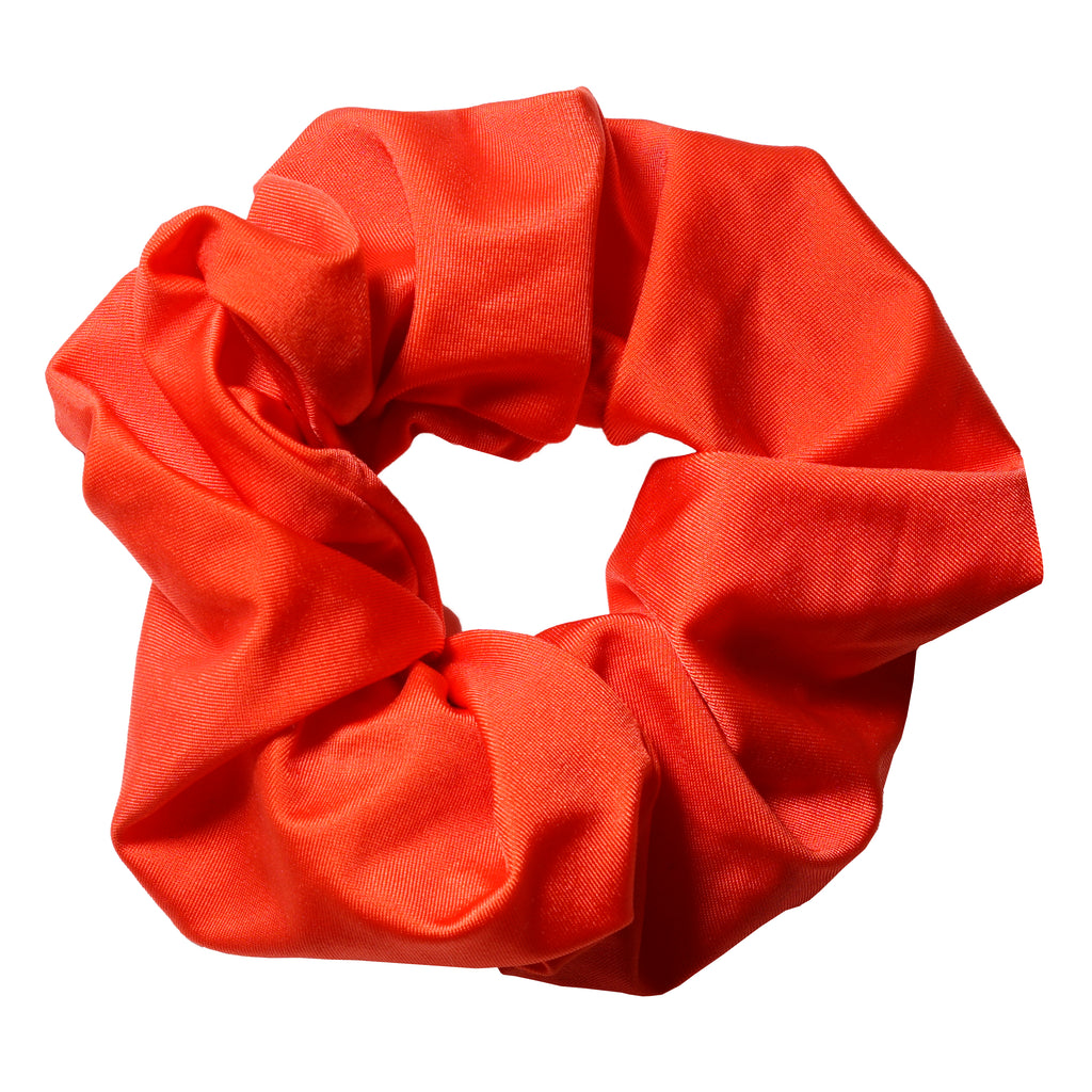 Oversized Scrunchie - Poppy