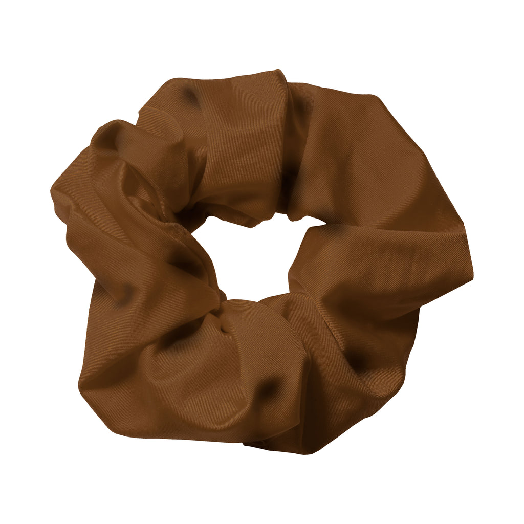 Oversized Scrunchie - Bark