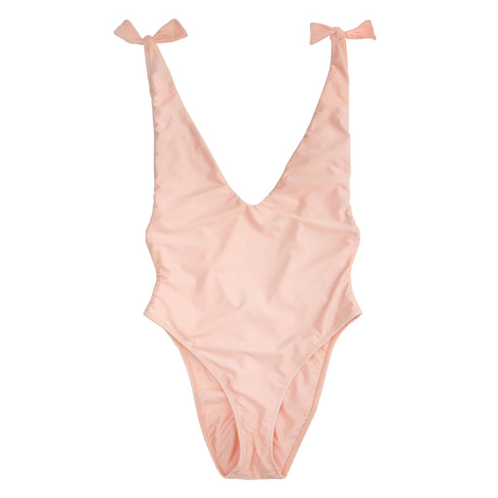 Anderson One Piece - Baby Pink