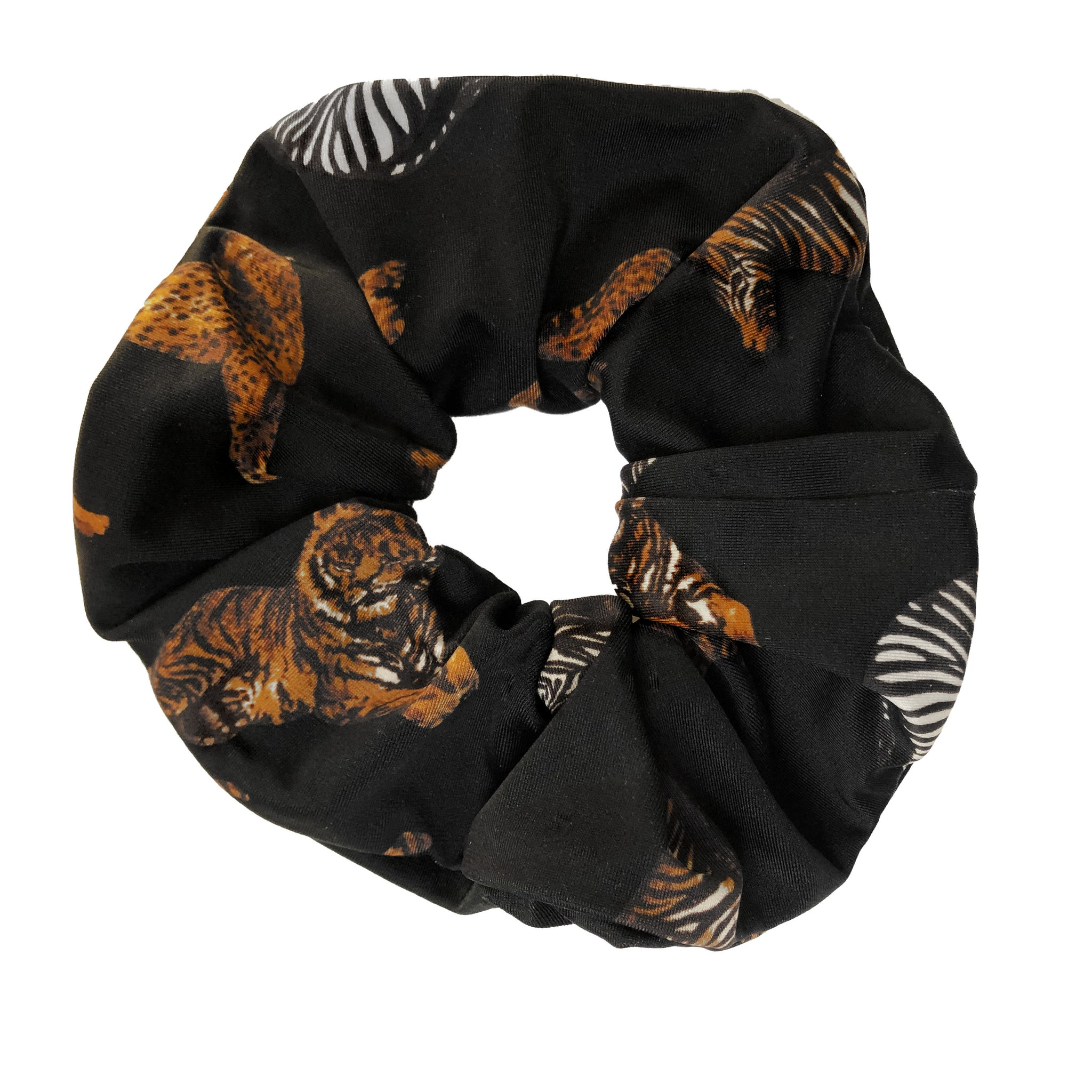 Oversized Scrunchie - Zoo