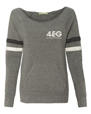 4EG Women's Sports Sweatshirt