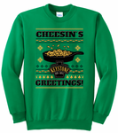 Cincy Shirts x Keystone Ugly Christmas Sweatshirt