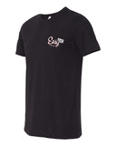 Easy Bar Unisex Crew Tee (Black)