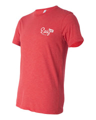 Easy Bar Unisex Crew Tee (Red)