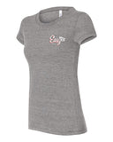 Easy Bar Women's Short Sleeve Tee (Grey)