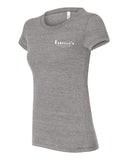 Estelle's Women's Short Sleeve Tee (Grey)