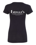 Estelle's Women's Short Sleeve Tee (Black)
