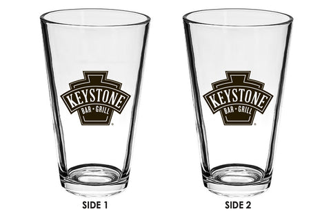 16oz. Pint Glass
