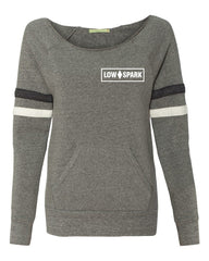 Low Spark Women's Sports Sweatshirt