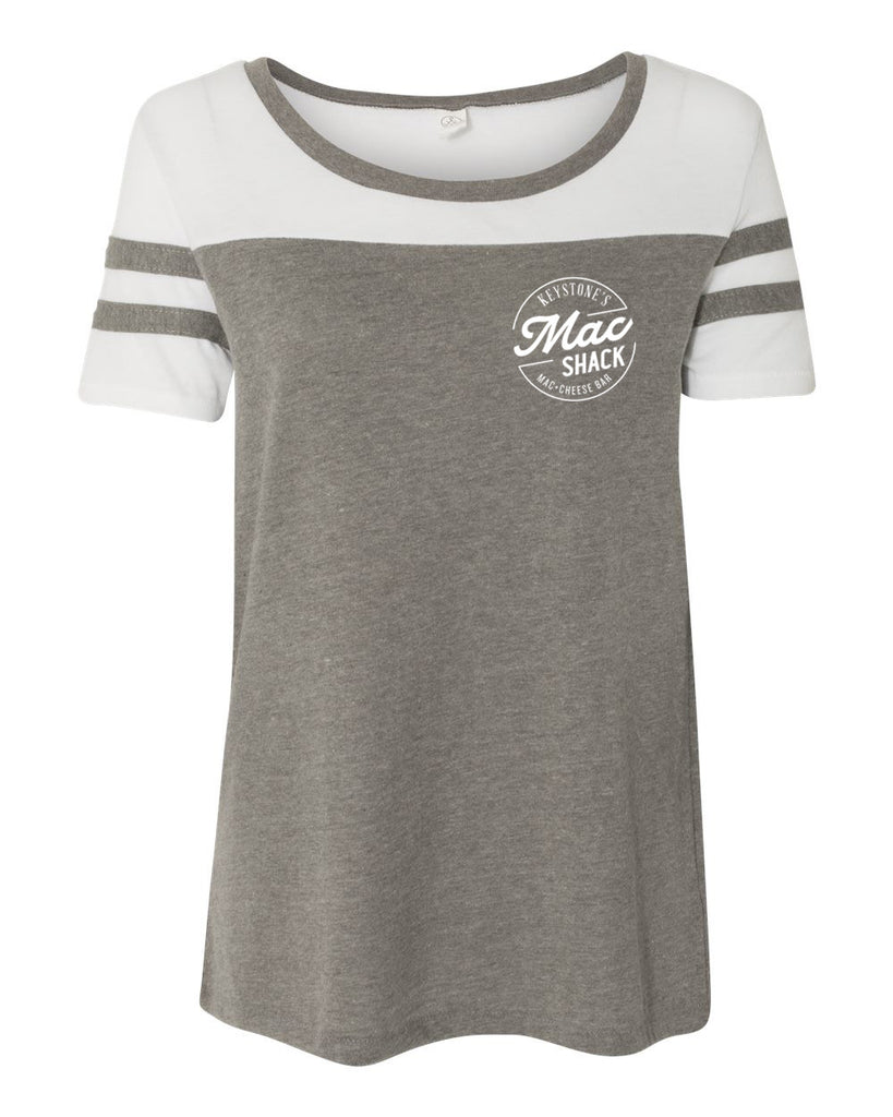The Mac Shack Women's Jersey Tee