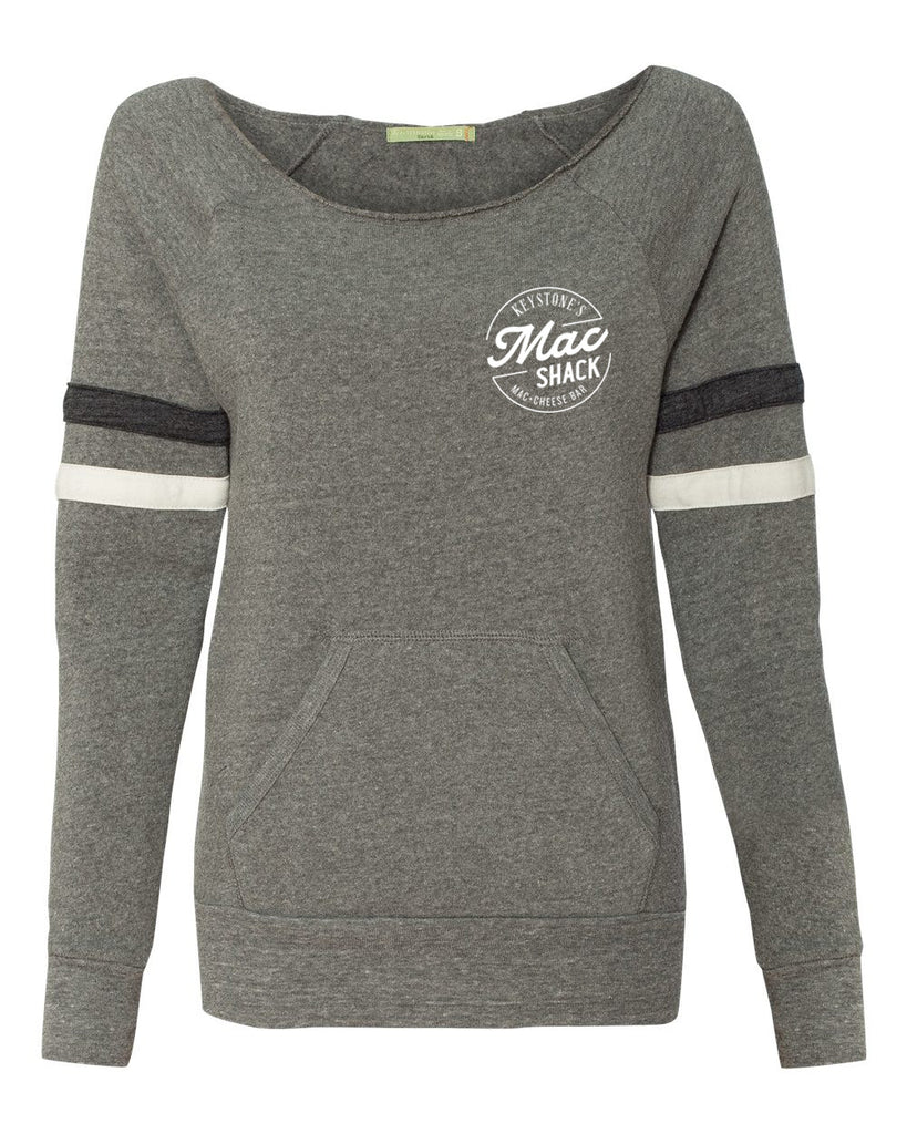 The Mac Shack Women's Sports Sweatshirt