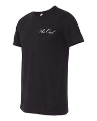 The Owl Unisex Crew Tee (Black)