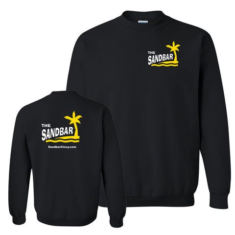 Sandbar Soft blend Black Sweatshirt