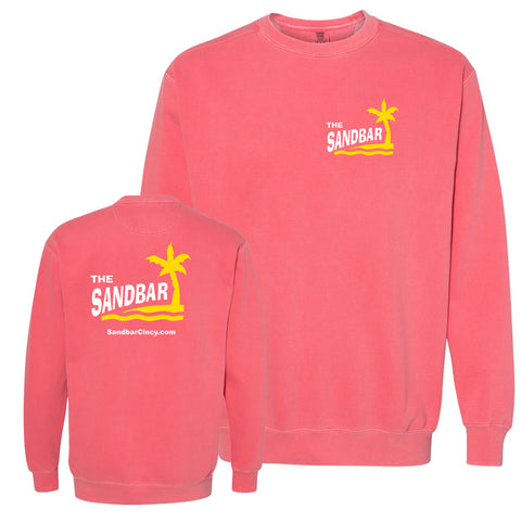 Sandbar Comfort Colors Watermelon Sweatshirt