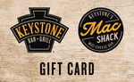 Keystone & Mac Shack Gift Card