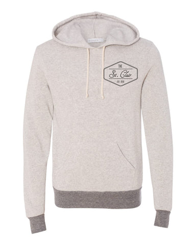 The St. Clair Hooded Pullover