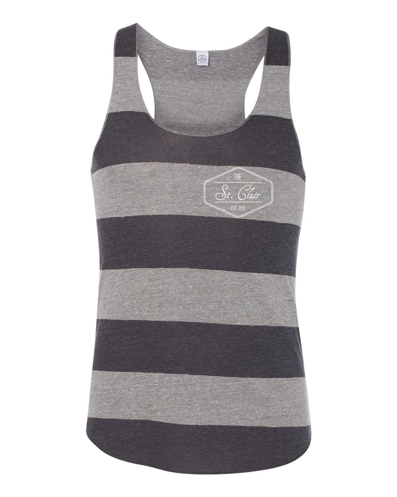 The St. Clair Women's Racer Tank