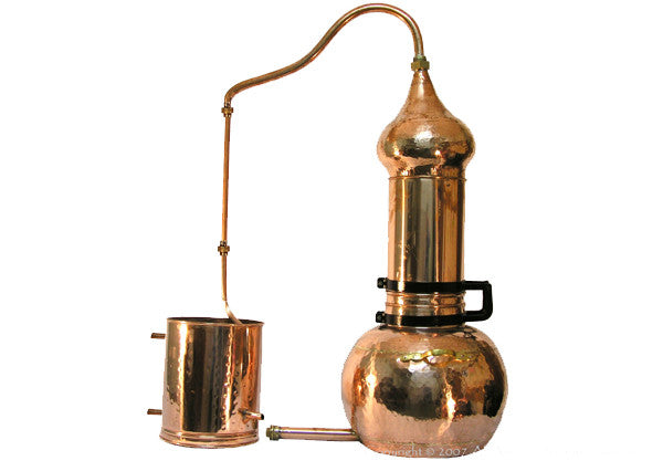 Split Top Rotating Column Alembic Stills Premium