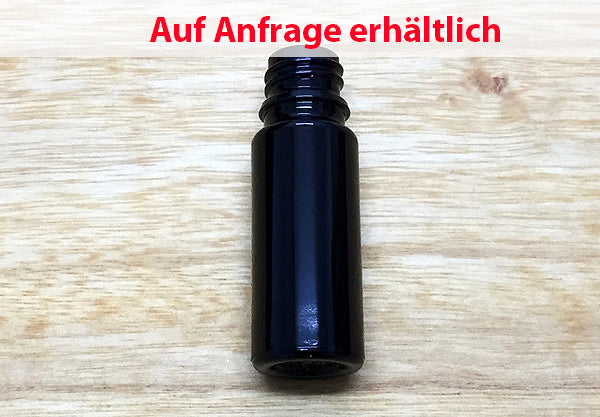 Violet Glass Bottle 30ml - DIN 18