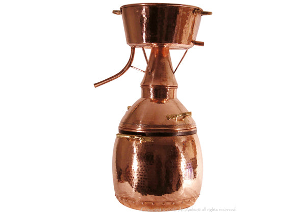Traditional Soldered Alquitar Stills Premium
