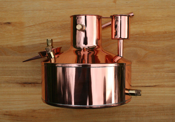 Copper Essential Oil Separator — Essencier