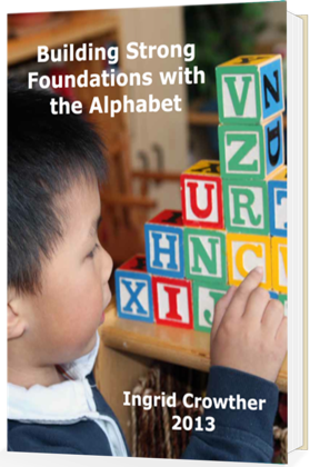 Building Strong Foundations with the Alphabet