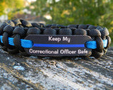 Corrections Officer Bracelet